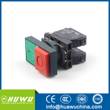 HUAWU XB4-BL8325 on/off push button switch on off push button for elevators machine push button