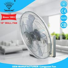 Home appliances function wall mounted outdoor fans with low price