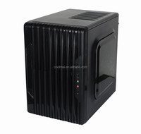 Desktop Super ATX computer case ,STX-A Black