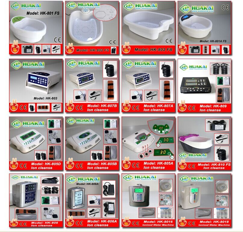 Made in China life detoxify health device supplier