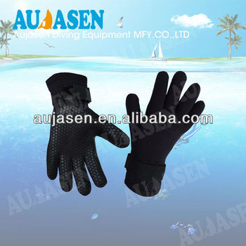 Fashion neoprene diving gloves