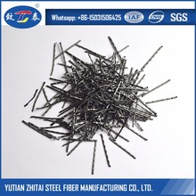 Wholesale Factory Price Micro Stainless Steel Fiber For Concrete Reinforcement with ASTM A820