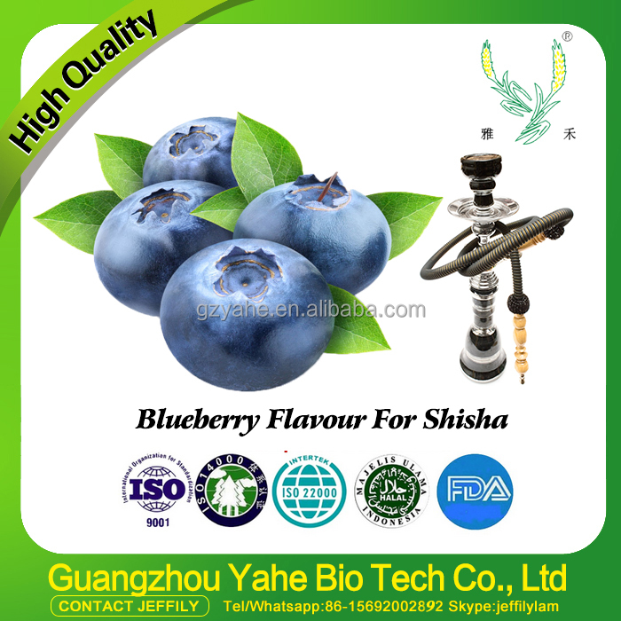 Natural blueberry flavours used for shisha making,good quality fruity e concentrate