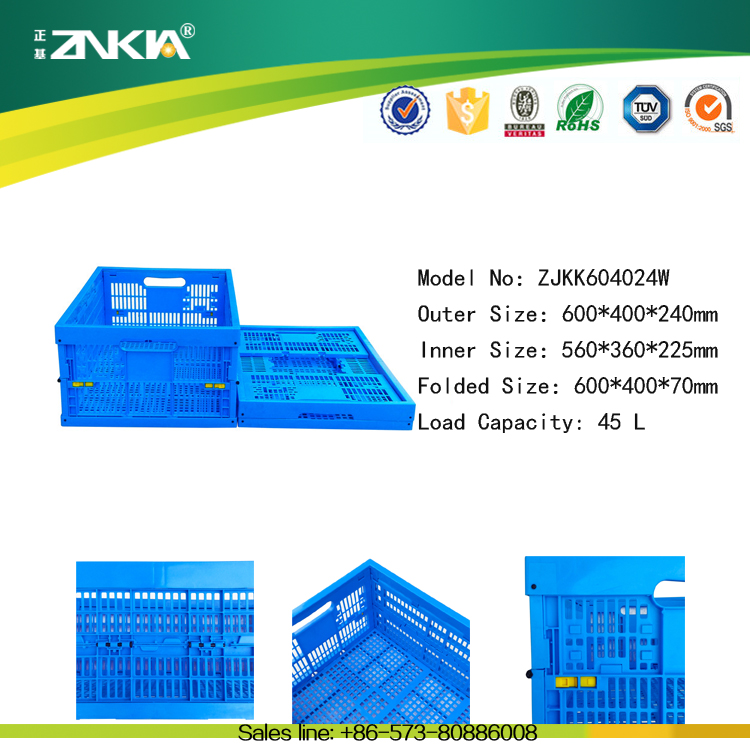 Plastic Crate/Foldable Crate