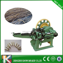 China used nail making machines / machines for making nails and screws price