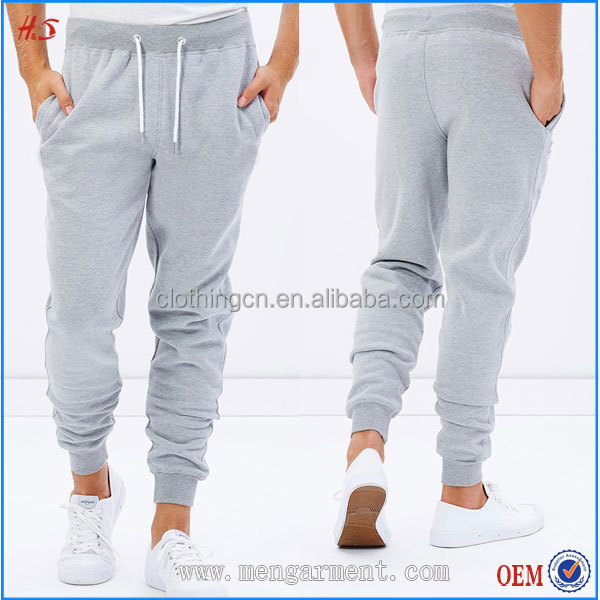 Wholesale Athletic Wear Cotton Blend Fleece Jogging Pants OEM Manufacturer Custom Different Kind Of Sport Wear