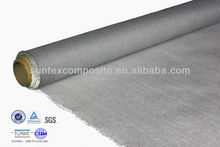 0.8mm 18oz polyurethane coated heat anti fabric fiber glass
