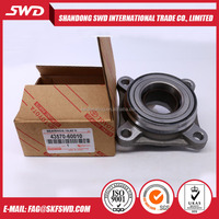 43570-60010 front wheel hub bearing for Toyota hiace