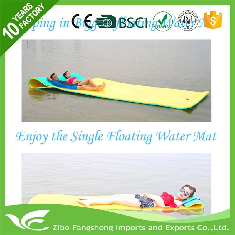 Multifunctional Magna Doodle Water Mat floating water mats floating water mat sam's club made in China