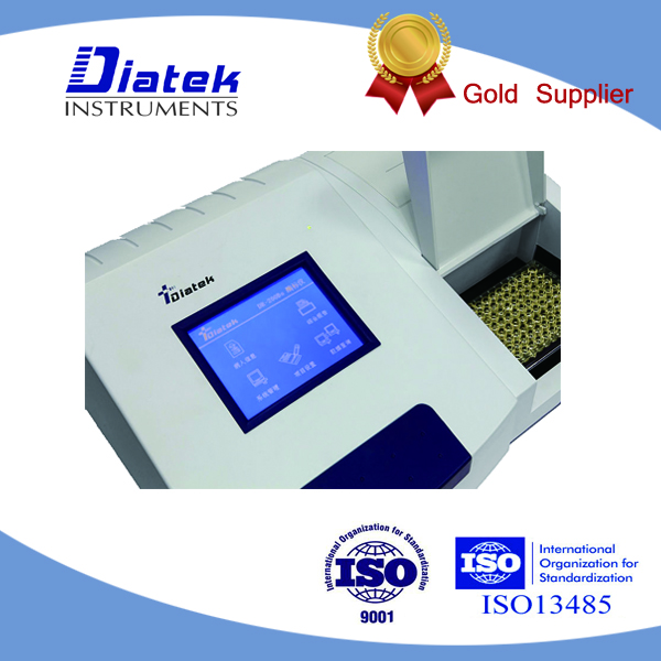 elisa test equipment/elisa plate reader/elisa analyzer