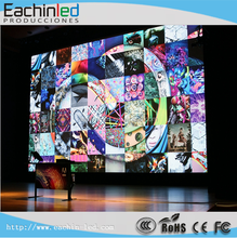 P3 P4 p5 500*1000mm indoor moving stage led display for concert