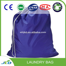 Promotional Folding Mesh Pop Up Non Woven Backpack Laundry Bag