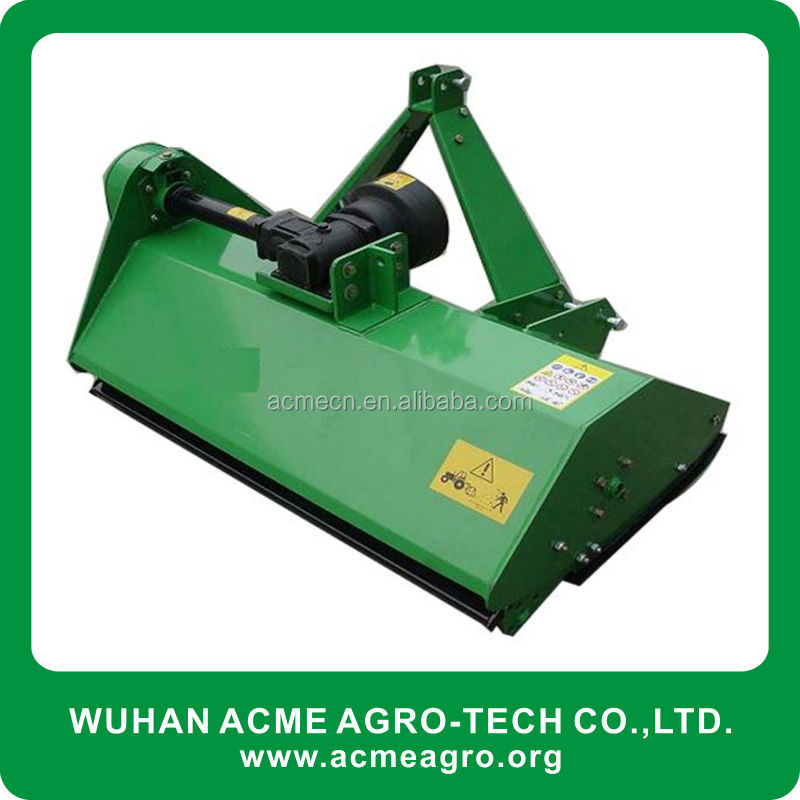 high-tech flail mower/grass cutter machine