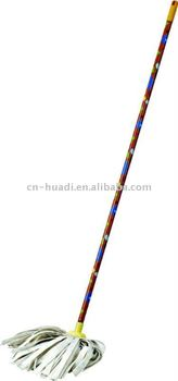 HD1707K flower painted pole twist mop