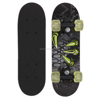 1705B-1UT5036A 1705 chinese maple 4-PVC wheel skateboard