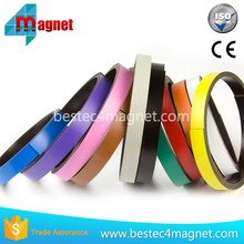 Factory Customized High Strength PVC Adhesive Rubber Magnet