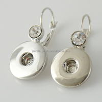 Wholesale Snap Earring Jewelry Fit 18