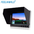 2016 New metal housing 3G-SDI 7 inch ips screen lcd monitor with stand bracket for photography