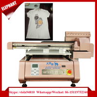 2016 how sale a3 direct to garment printer cheap price