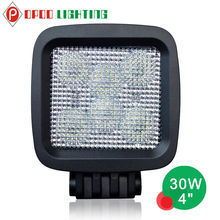 "Car Accessory, 4"" 30W Offroad Vehicles LED Work Light with EMS Function"