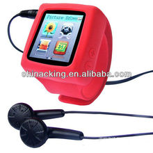 Fashion style multi-function digital MP4 player watch