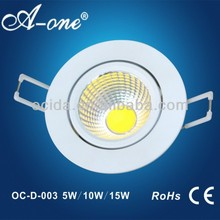 low price battery backup 15w recessed led emergency ceiling light