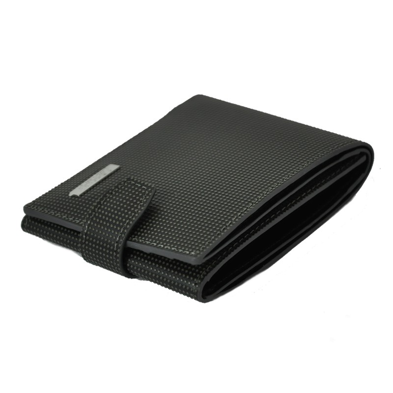 Wholesale cheap rfid blocking travel genuine leather men wallet