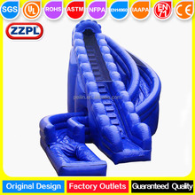 ZZPL Commercial Giant Inflatable Water Slide for adults, Cheap Inflatable Water slides clearance