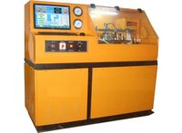7.5kw crs600 common rai injector test bench with DC output voltage adjustable