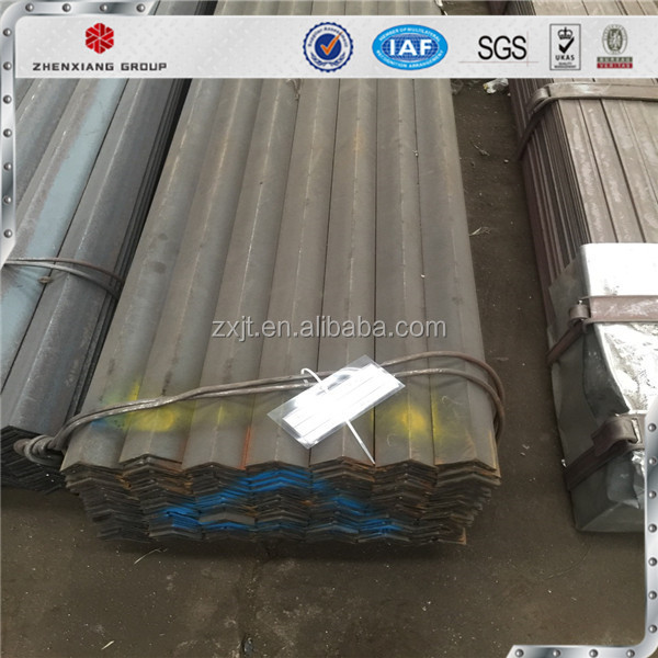 China tangshan mild steel angle 100*100 national iron