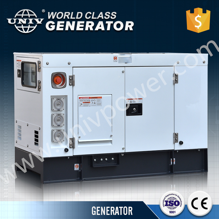 New type three phase 12kva diesel generator