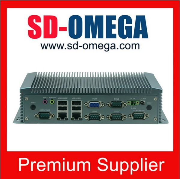 Good quality intel celeron motherboard with aluminium chassis,desktop pc case,onboard cpu,htpc barebone system,Q100