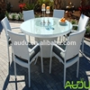 Audu Rattan Garden Dining High Quality Dining Table