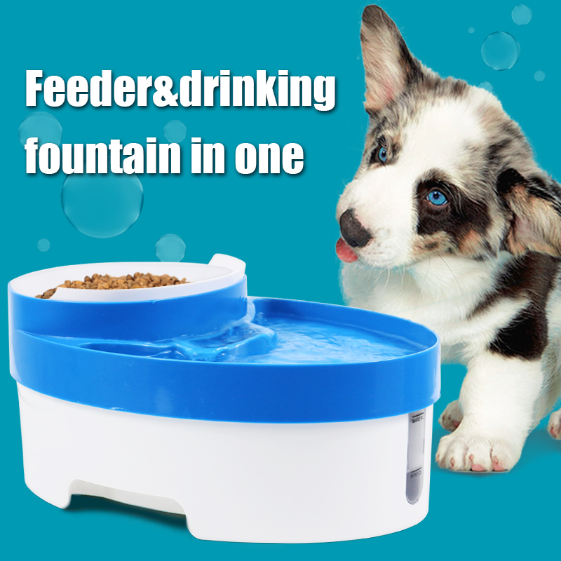 3 in 1 pet waterer fountain for cat water fountain cats