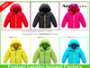 New Custom EU Market Winter multi-color kids Light Down Feather Jackets Packable winter coat