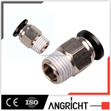 "BSP thread air connector,3/8"" quick connect pneumatic fitting"