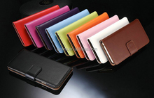 Wholesale Cell Phone Cover Flip Wallet Cases for LG G5 with Card Holder Magnetic Stand