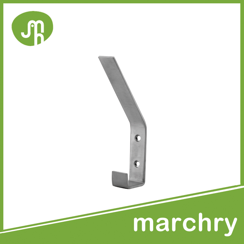 MH-0776 High Quality Wall Stainless Steel Coat Hook