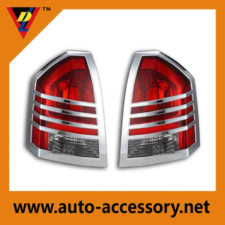 Auto accessories custom chrysler rear tail lamp cover