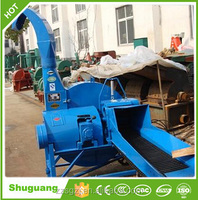Most competitive price stable running and working straw shredder