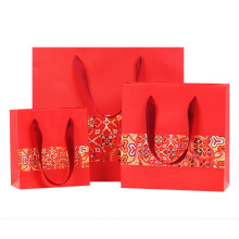 Hot selling industrial popular gift water resistant paper <strong>bag</strong>