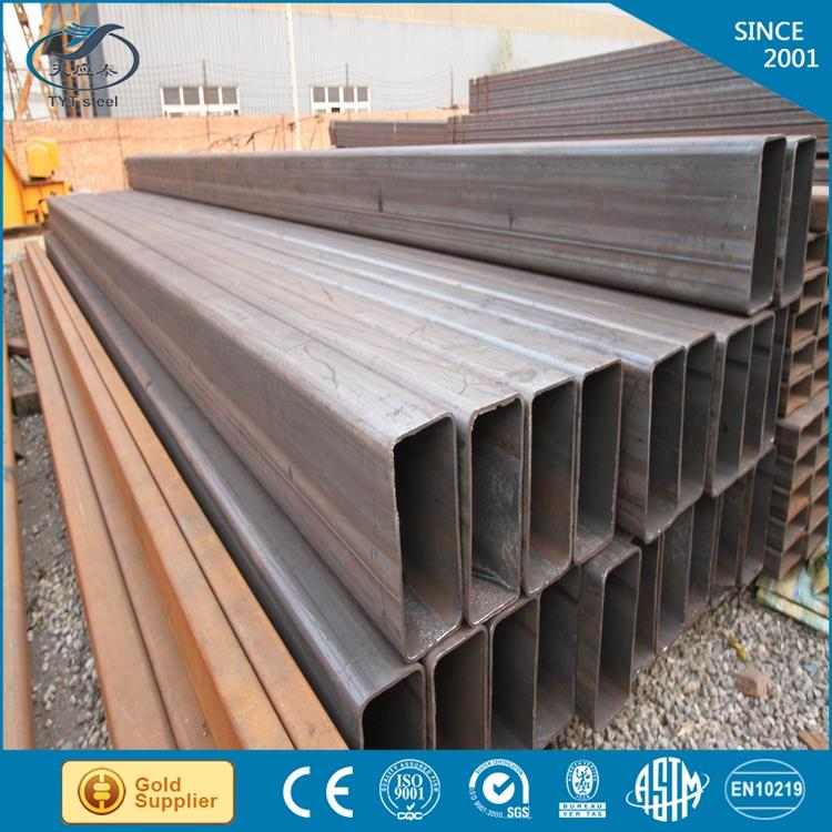 MS STEEL PIPE SQUARE STEEL PIPE AND TUBES CARBON STEEL PIPE PRICE LIST WITH HIGH QUALITY