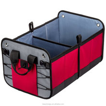 Car trunk organizer for Car SUV Trunk Vehicle Jeep Auto Durable Waterproof Collapsible Cargo Container