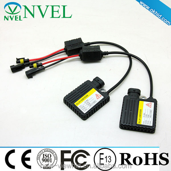 Brand new 35w ac electronic slim hid canbus xenon light ballast for uv lamp