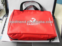 Empty First Aid Bag/ Kit with Inner Layer for Medical Promotion