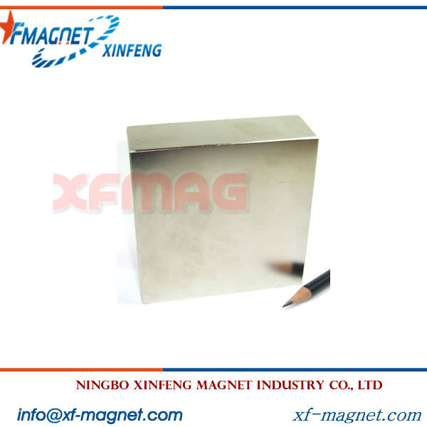 Chinese Neodymium Magnetic Name Tage Supplier