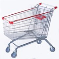 180L supermarket shopping Trolley carts with European style