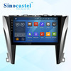 Sinocastel 2 Din 10.1 inch Toyota Camry 2015 Car radio with Android 5.1.1 GPS Bluetooth TV TPMS