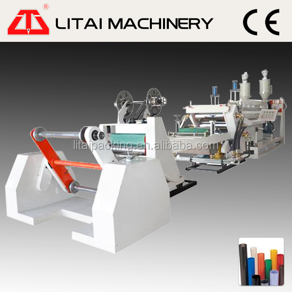 CO-extrusion multi layer sheet machine
