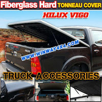 HARD TONNEAU COVER PICKUP TRUCK ACCESSORIES